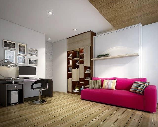 Cena za návrh interiéru se může vyšplhat do tisícovek