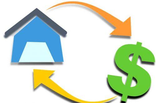americká hypotéka a informace