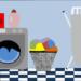 Tipy, jak snížit spotřebu vody v prádelně
