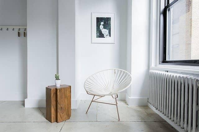 Cena za návrh interiéru